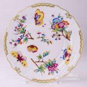 Victoria 1518-0-00 VICTORIA Dessert Plate Herend porcelain