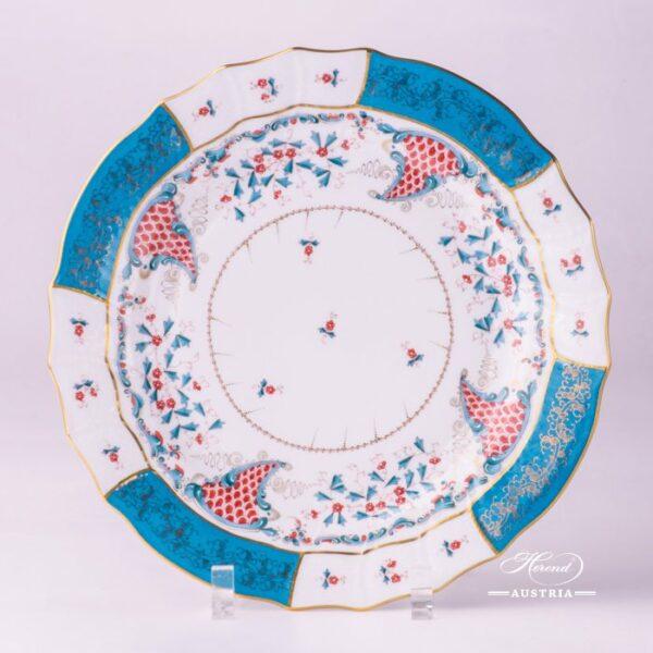 Tupini 1524-0-00 TCA Dinner Plate Herend porcelain