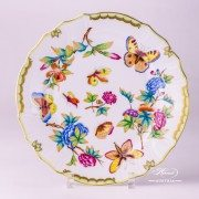 Victoria 1524-0-00 VICTORIA Dinner Plate Herend porcelain