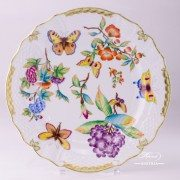 Victoria 1527-0-00 VICTORIA Serving Plate Herend porcelain