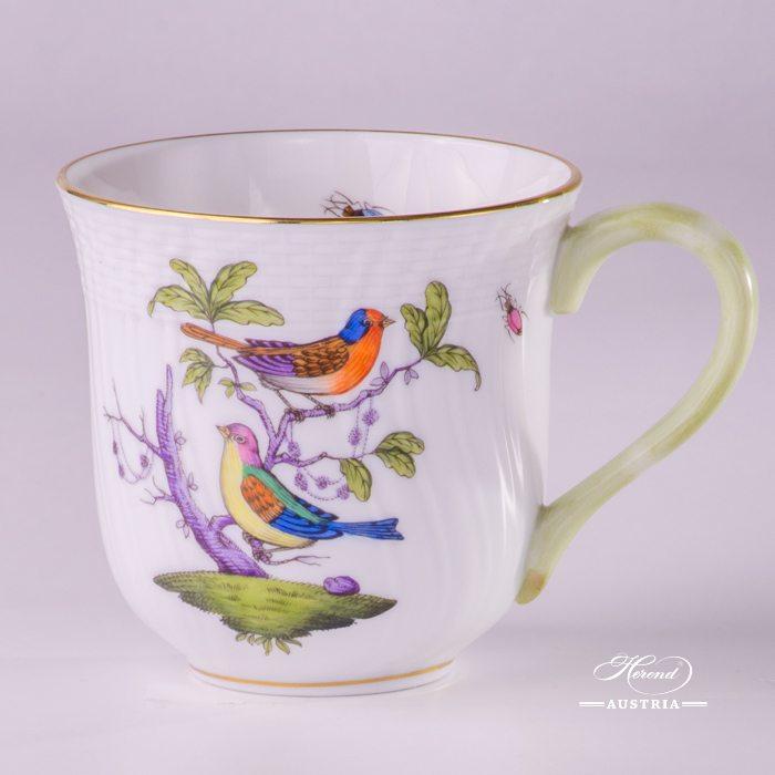 Rothschild Birds-RO Milk Mug - 1729-0-00 ROM - Herend Porcelain