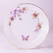 Eden 20524-0-00 EDEN Dinner Plate Herend porcelain