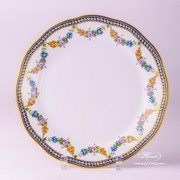 Pearl 20524-0-00 GPN Dinner Plate Herend porcelain