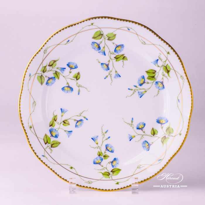 Morning Glory - Nyon Dinner Plate - 20524-0-00 NY - Herend Porcelain