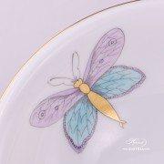 Royal Garden 2334-0-00 EVICTP2 Bowl Herend porcelain