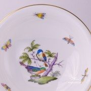 Couple of Birds 2334-0-00 ROM Bowl Herend porcelain