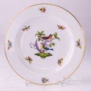 Couple of Birds-Rothschild 2521-0-00 ROM Dessert Plate Herend porcelain