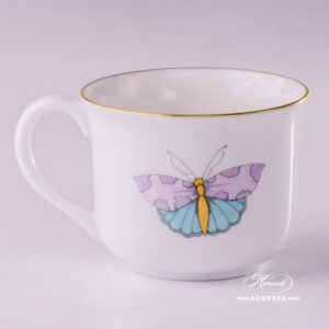 Royal Garden 2708-0-00 EVICTP2 Mug Herend porcelain