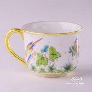 Oriental Showmen 2708-0-00 FODO Mug Herend porcelain