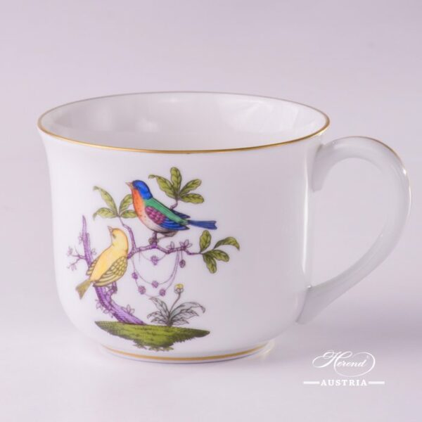 Couple of Birds 2708-0-00 ROM Mug Herend porcelain
