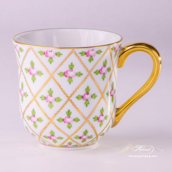 Sevres Roses 2729-0-00 SPROG Milk Mug Herend porcelain