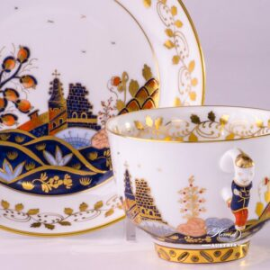 Miramare 3364-0-21 MR Tea Cup and Saucer Herend porcelain