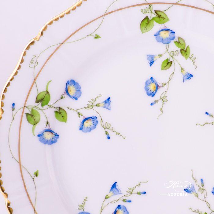Morning Glory - Nyon Dessert Plate - 4249-0-00 NY - Herend Porcelain