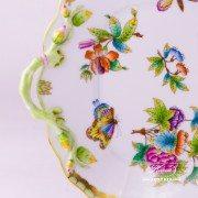 Victoria 430-0-00 VBO Cake Plate Herend porcelain