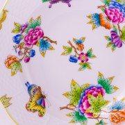 Victoria 504-0-00 VBO Soup Plate Herend porcelain
