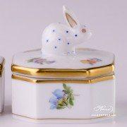 6105-0-25-MF Herend Porcelain bonbonniere