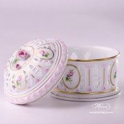 6206-0-09 C-VRH-OR Bonbonniere Herend Porcelain