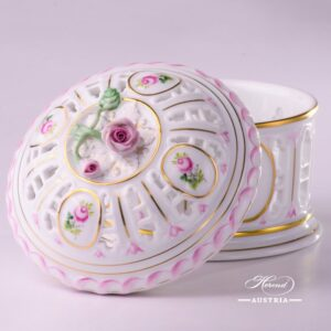 6206-0-09 C-VRH-OR Bonbonniere Herend Porcelain - hat off