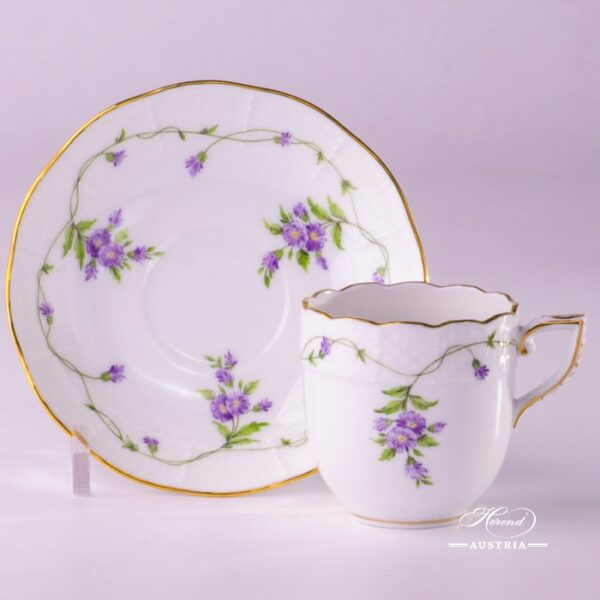 Imola 709-0-00 IA Coffee Cup and Saucer Herend porcelain