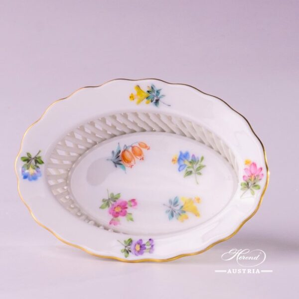 7380-0-00-MF Herend Porcelain basket