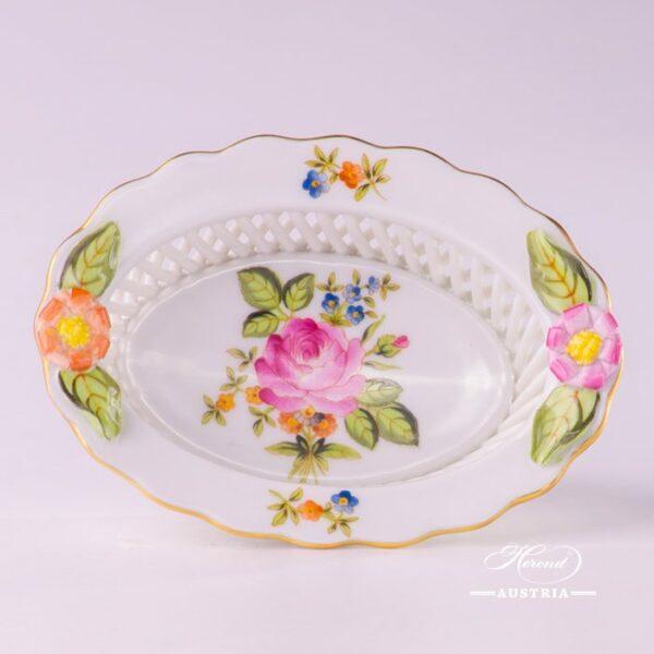7381-0-00-PBR Herend fine china basket