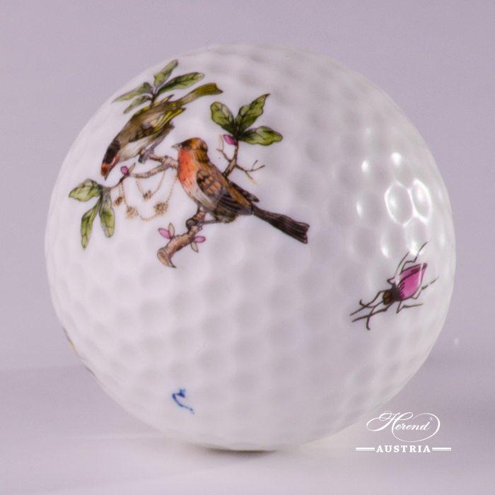 Rothschild Bird - Golf Ball
