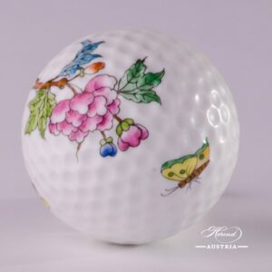 7803-0-00 VAHerend Porcelain gift golf ball