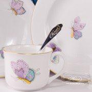 Baby Set for Boy-Royal Garden EVICTP2-Herend porcelain
