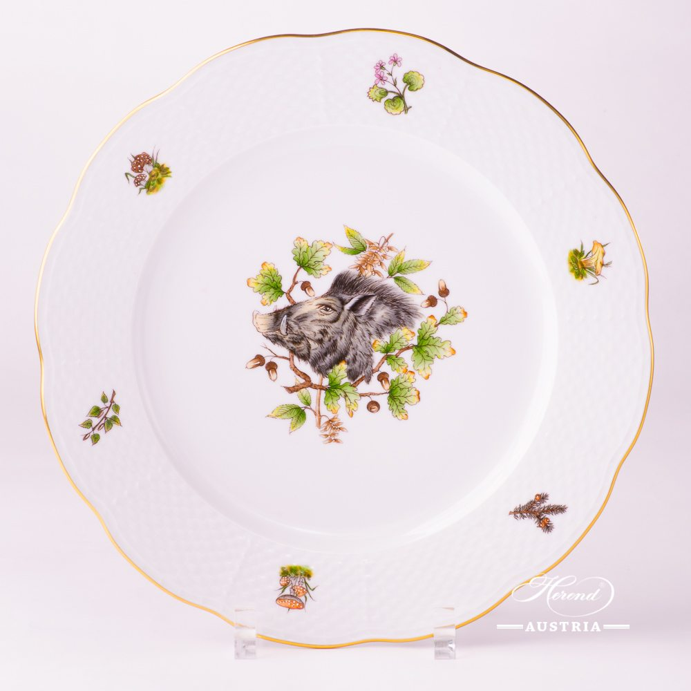 Hunter Trophies CHTM - Dinner Plate
