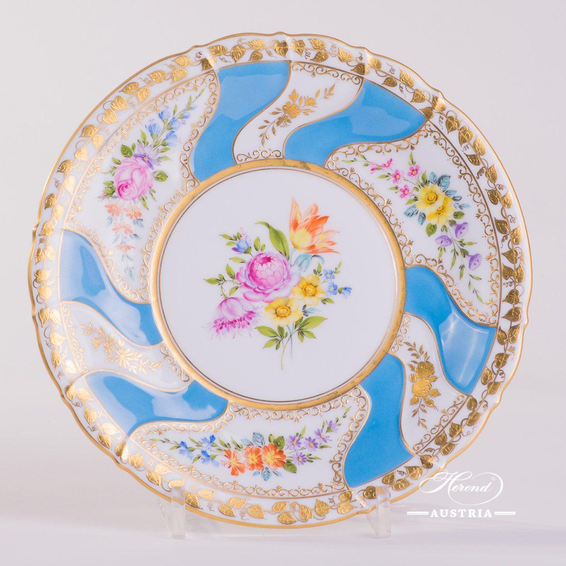 Colette Dessert Plate - 3694-0-00 Colette - Herend Porcelain