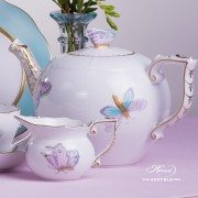 Royal Garden EVICTP2 Tea Set Herend porcelain