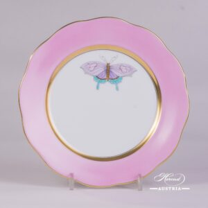 Royal Garden-Turquoise 20517-0-00 XCP6 Dessert Plate Herend porcelain