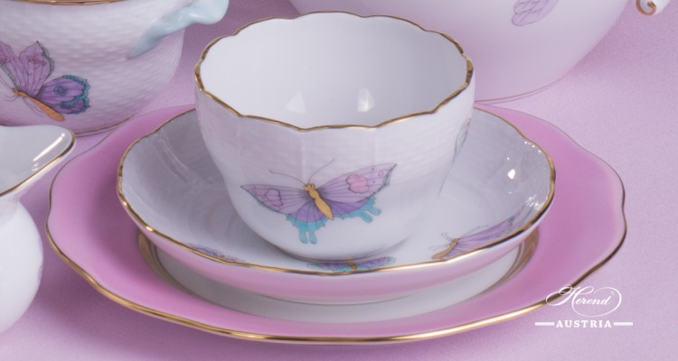 Royal Garden-EVICT2 Tea Cup - Herend porcelain