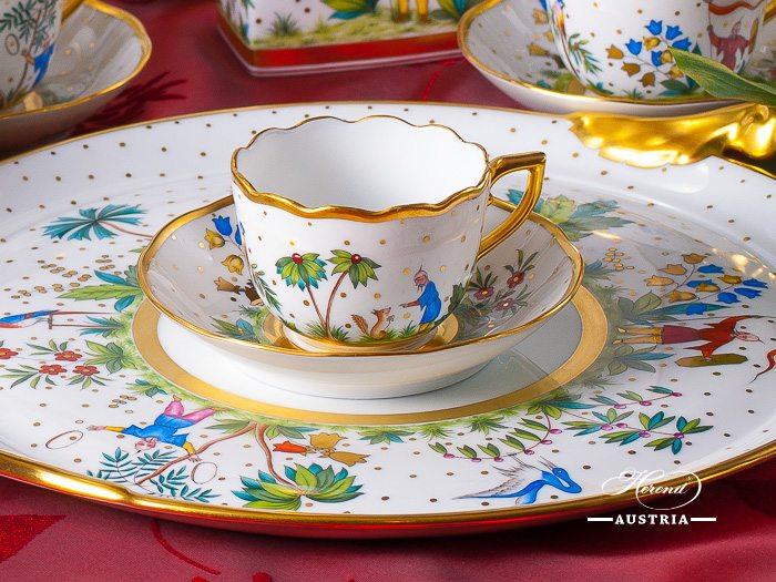 Oriental Showmen Herend Porcelain – (FODO)