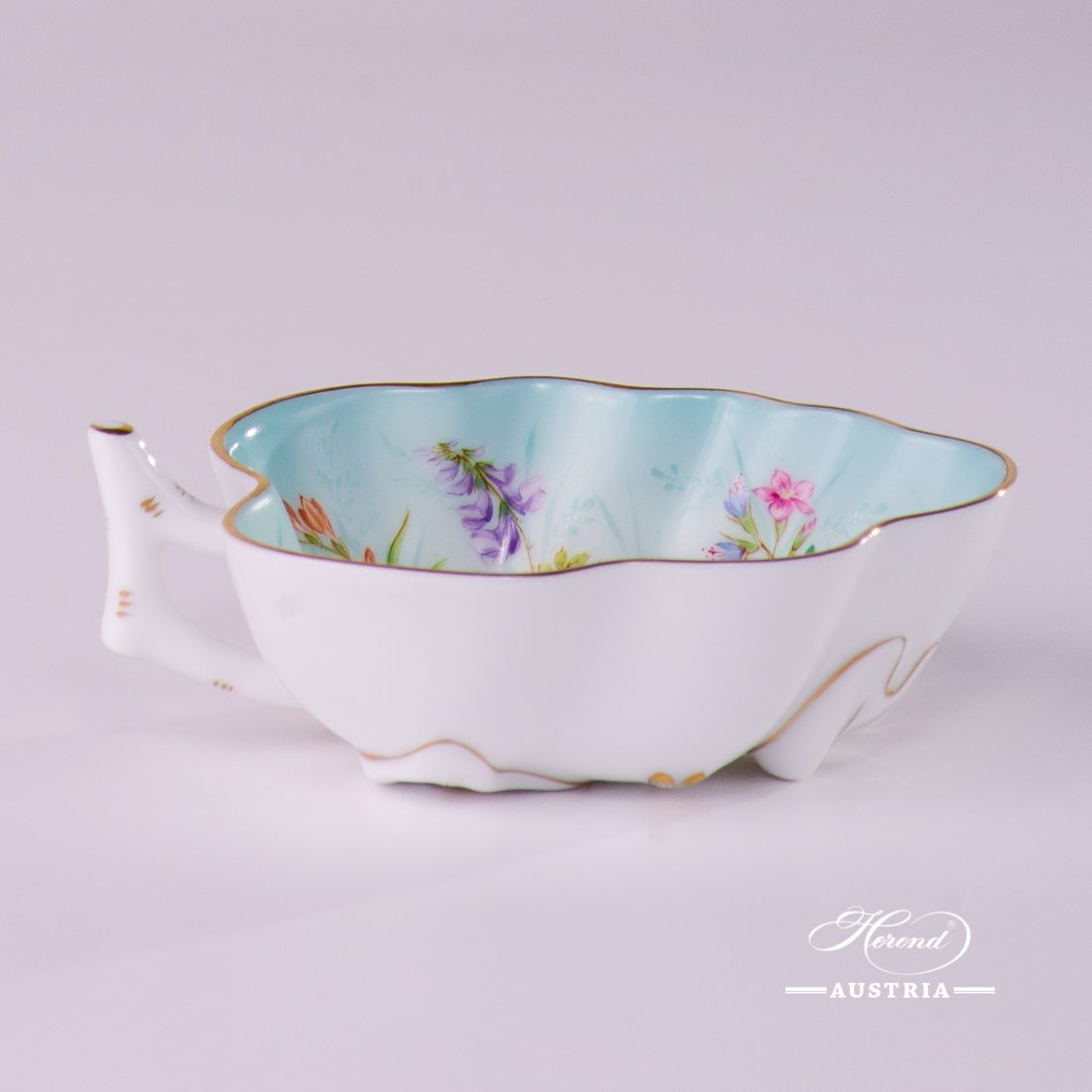 Four Seasons Sugar Bowl - 2492-0-00 QS - Herend Porcelain