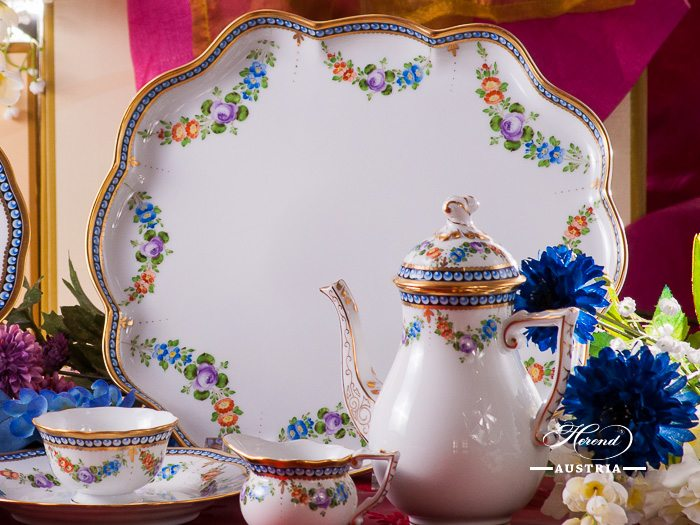 Pearls Herend Porcelain Set – (GPN)