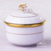Hadik Sugar Basin 1464-0-09 HD Herend porcelain