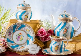 Colette Tea Set - Herend Porcelain