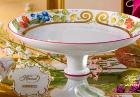 Festival of Fruits-FEST Fruit Stand - Herend Porcelain