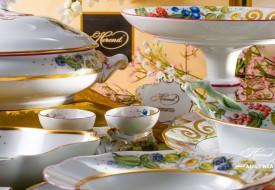 Festival of Fruits-FEST Dinner Set - Herend Porcelain
