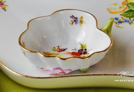 Herend porcelain Sugar Bowl with Fruits - CFR decor