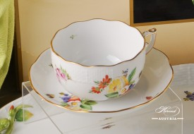 Herend porcelain Tea Cup with Fruits - CFR decor
