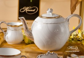 Hadik-HD Tea Set - Herend Porcelain