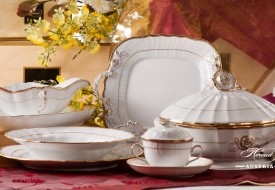 Hadik-HD Dinner Set - Herend Porcelain
