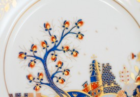 Miramare-MR Dessert Plate - Herend Porcelain