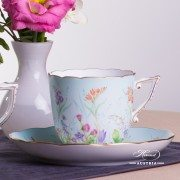 Four Seasons QS Coffee Set Herend porcelain