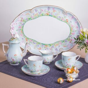 Four Seasons - Coffee Set for 2 Person