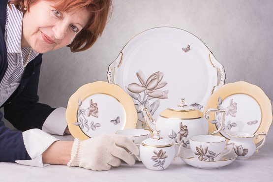 Herend-Porcelain-and-Agnes-Szegszardy-Sari-2