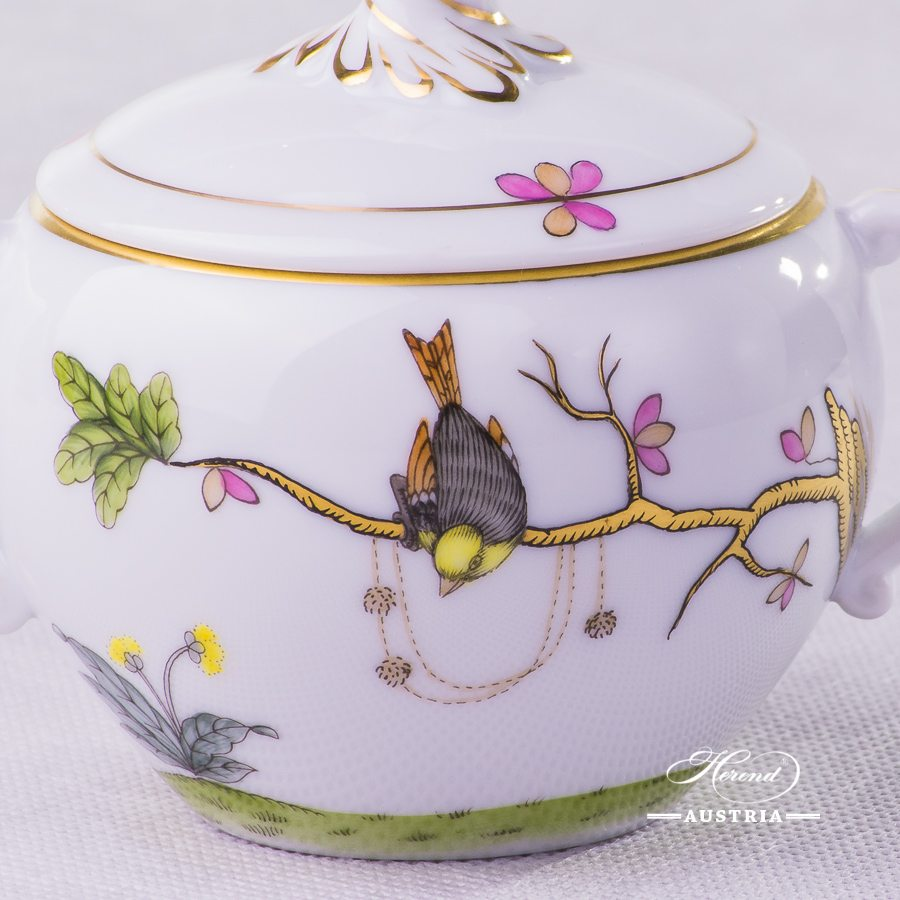 Dream Garden-REJA Sugar Basin - 20472-0-06 REJA - Herend Porcelain
