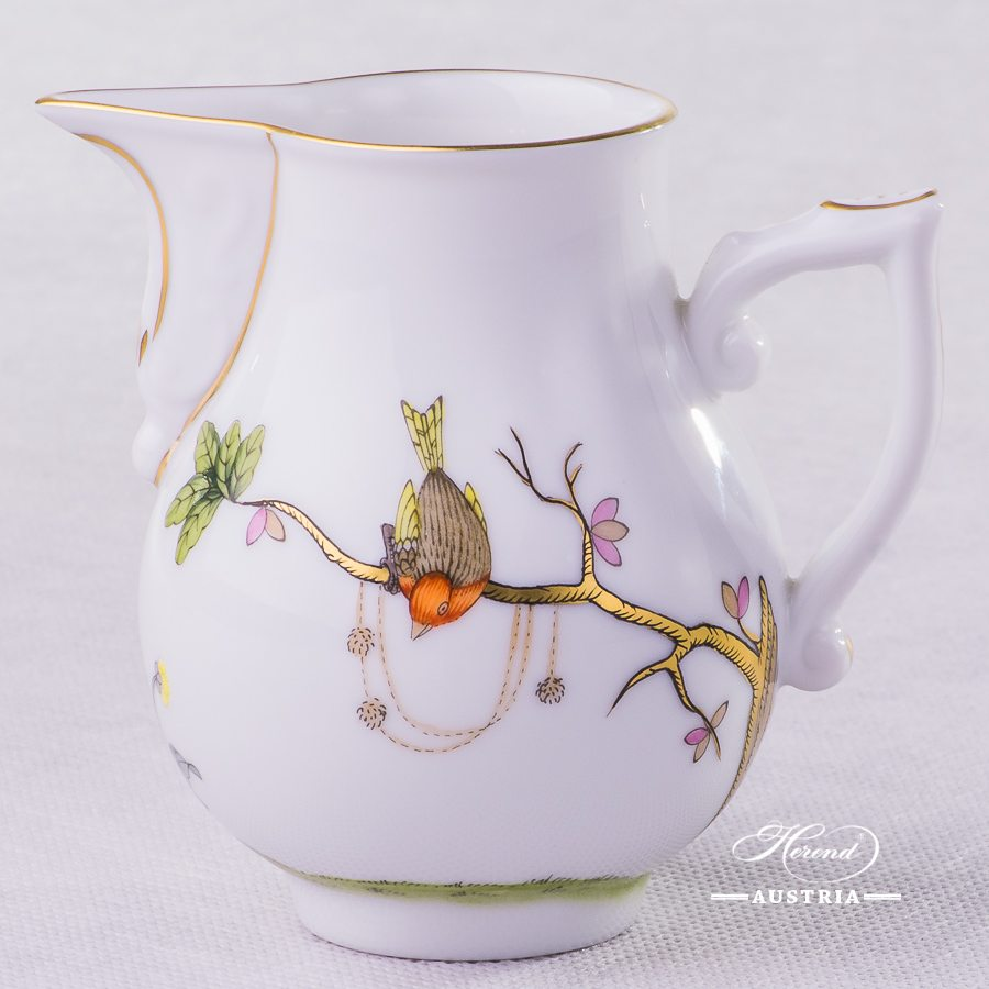 Dream Garden Milk Jug 20657-0-00 REJA Herend porcelain
